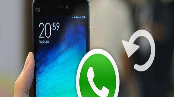 چگونه یک مخاطب حذف شده در واتساپ را بازگردانیم