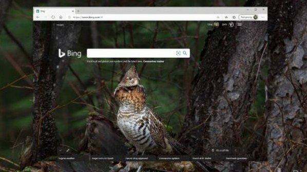 چگونه عکسهای روزانه Bing را به عنوان والپیپر ویندوز 10 انتخاب کنیم