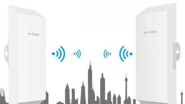 اکسسپوینت outdoor CPE3 آیپیکام ایدهآل برای شرکتها و سازمانها