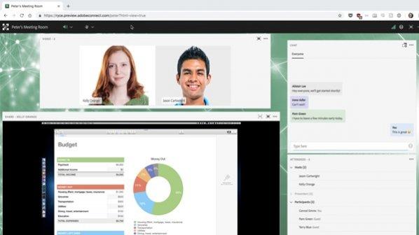 آموزش نصب adobe connect برای شرکت در کلاسهای آنلاین و  از راه دور