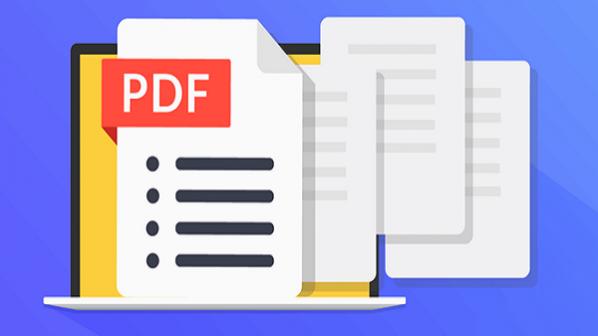چگونه تصاویر موجود در یک فایل PDF را ذخیره کنیم؟