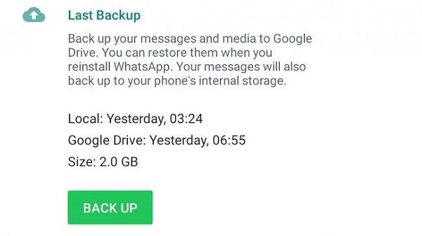 وقتی گوشی را عوض میکنید چه اتفاقی برای واتساپ میافتد؟