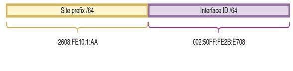 زیرشبکهها در IPv6