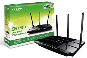 TP-Link Archer C7 AC1750 Wireless Dual Band
