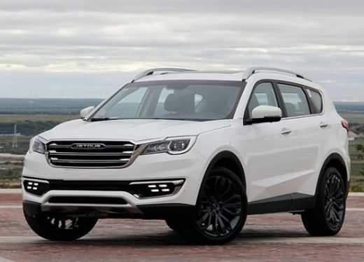 جدیدترین خودرو چینی برای عرضه در بازار ایران مشخص شد