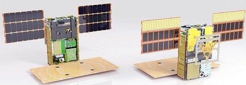 ماهوارههای دوقلو