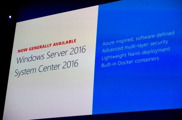 ویندوز سرور 2016 از قابلیت Docker Engine پشتیبانی میکند