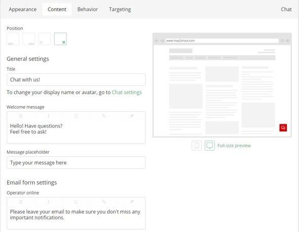 20_26 یک چت آنلاین در وردپرس ایجاد کنید و با مخاطبان خود گفتوگو کنید