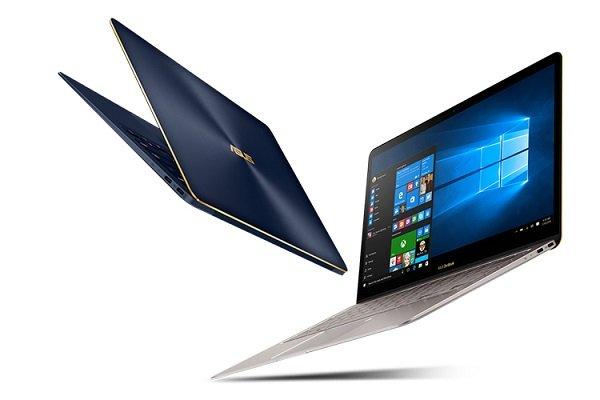 دومین شد باریک لپ تاپ دنیا رونمایی