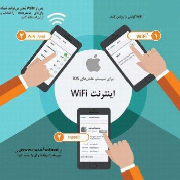 چگونه به وای فای همراه اول متصل شویم؟ شارژ اینترنت وای فای همراه اول تعرفه اینترنت وای فای همراه اول تنظیمات اینترنت وای فای همراه اول