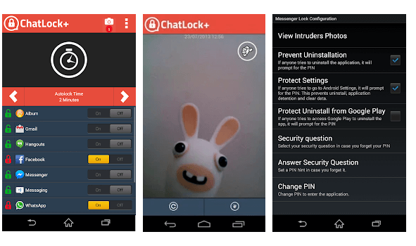 Messenger and Chat Lock (ChatLock+)
