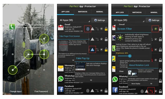 Perfect AppLock (App Protector)
