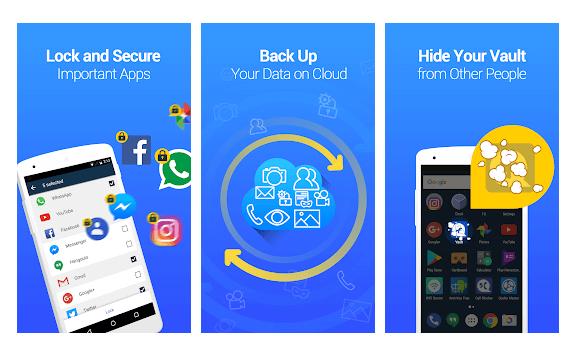 Vault – Hide Pics & Videos, App Lock, Free Backup