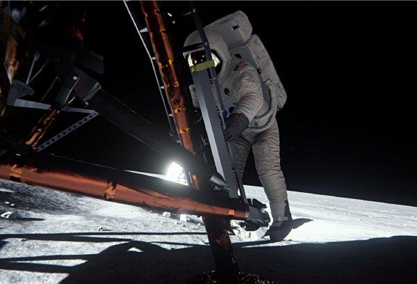 هرگز به ماه نرفتیم؟