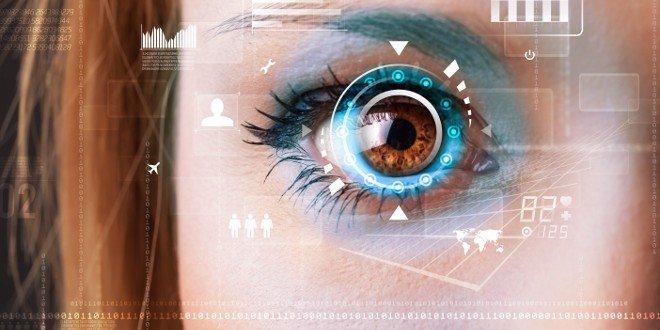 تلفن خود را با چشمتان کنترل کنید
