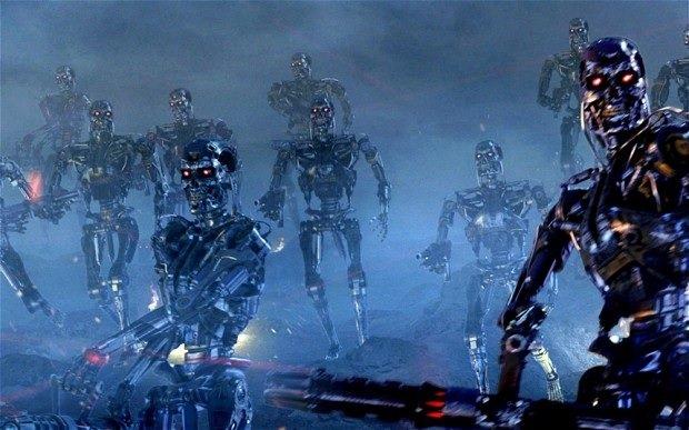 روباتی خشمگینتر از انسان متولد شد!