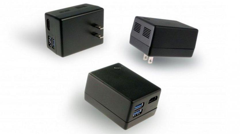 این یک کامپیوتر ویندوز 10 است نه یک شارژر!