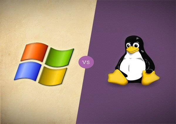 تفاوت هاستهای لینوکسی و ویندوزی