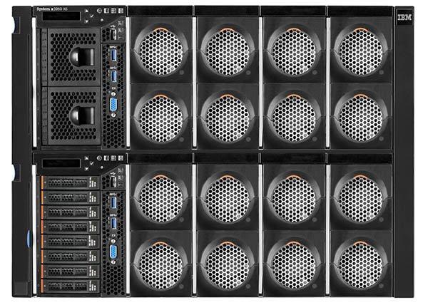 سرورهای x86 با پردازنده قدرتمند اینتل