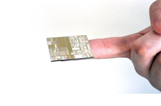 معرفی اولین تراشه 7 نانومتری دنیا توسط IBM