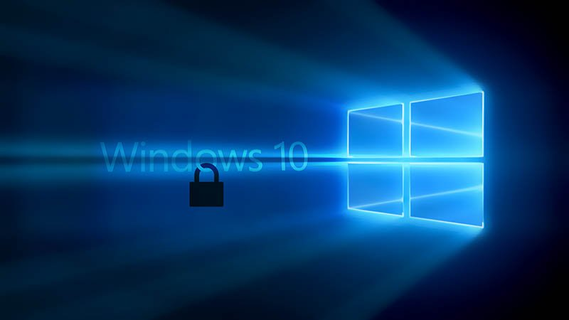 ویژگیهای امنیتی ویندوز 10