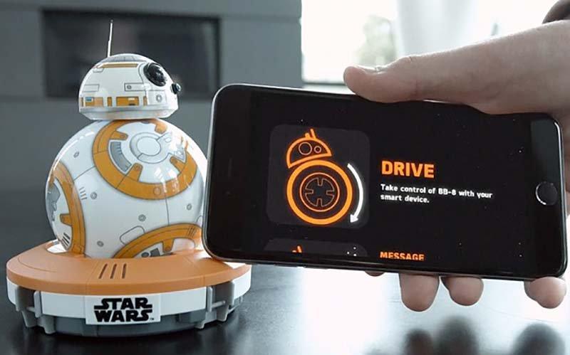 این ویدیو را ببینید تا عاشق ربات BB-8 جنگ ستارگان شوید!
