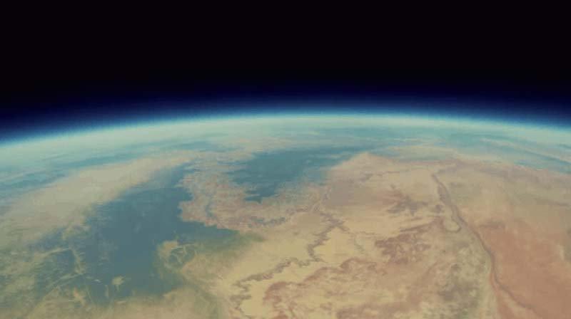 ویدیو: داستان دوربین GoPro و بالونی که دو سال پس از سقوط پیدا شدند!