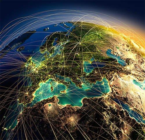 اینترنت اشیا، پلتفرمی به وسعت یک سیاره
