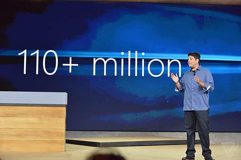گزارشی از مراسم مایکروسافت: 110 میلیون کاربر ویندوز 10؛ خانواده لومیای 950 و سرانجام سرفیس پرو 4