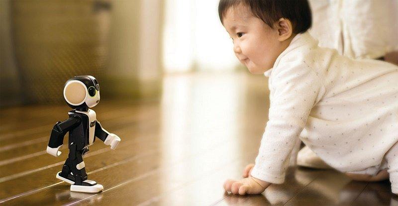 ربوهورن: رباتی که گوشی هوشمند هم هست