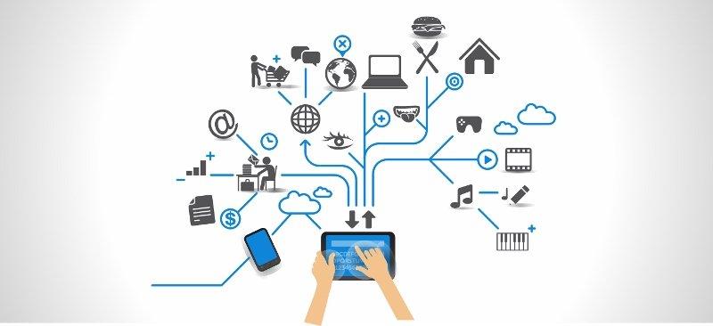 معماری و پروتکلهای اینترنت اشیا
