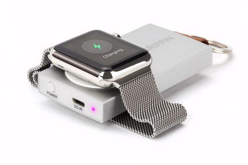 CES 2016: این جا کلیدی میتواند اپل واچ را شارژ کند