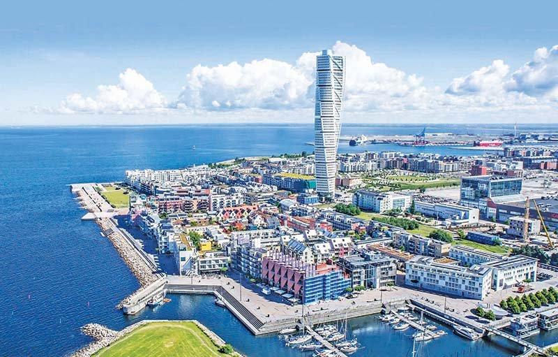 شهرهای هوشمند دنیا در سال 2030: مالمـــو سـوئـــد