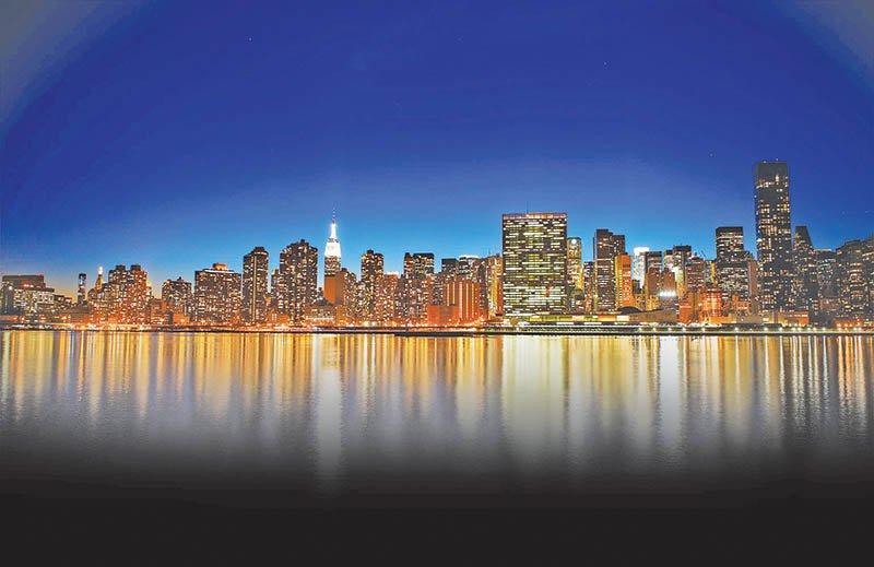 شهرهای هوشمند دنیا در سال 2030: نیــویــورک