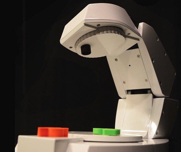 تماشا کنید: Vyo روباتی فاقد چهره اما دوست داشتنی!