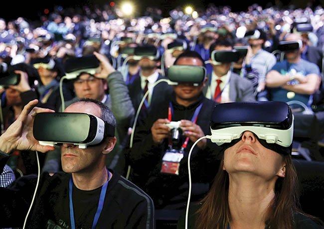 چین؛ کلید واقعیت مجازی در آینده