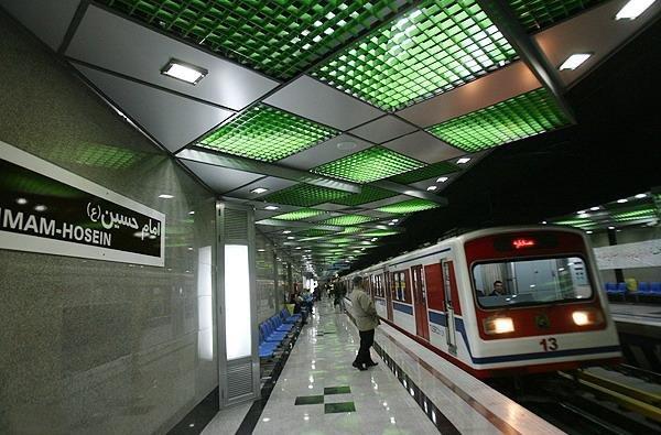 دانلود کنید: آخرین نقشه خطوط هفتگانه متروی شهری تهران با کیفیت عالی