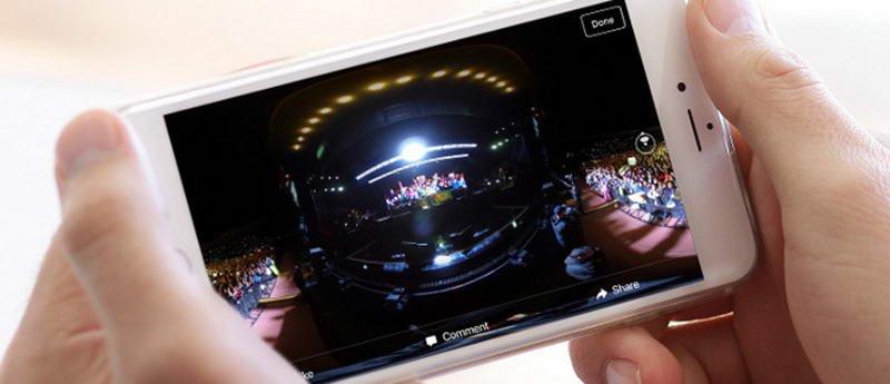 چگونه با آیفون عکسهای 360 درجه گرفته و به اشتراک بگذاریم + دانلود اپلیکیشن