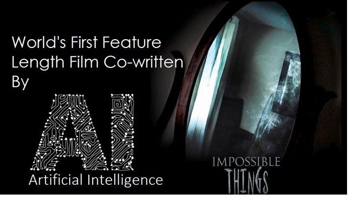 اولین فیلمنامه ترسناک جهان توسط یک روبات نوشته شد