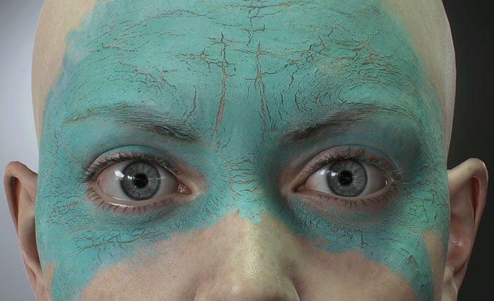 یادگیری عمیق در چهرهسازی دیجیتال