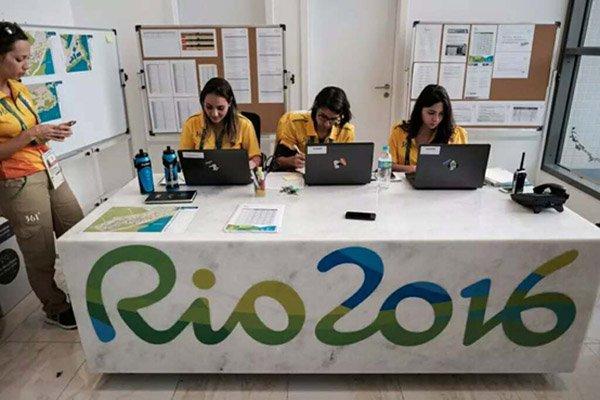 سیستمهای XPT هیترا در دهکده المپیک ریو