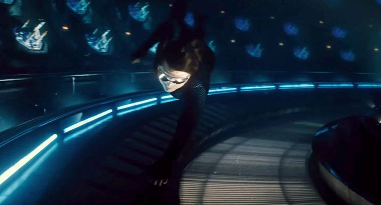 نگاهی به سکانس زیر آب در قسمت پنجم فیلم مأموریت غیرممکن