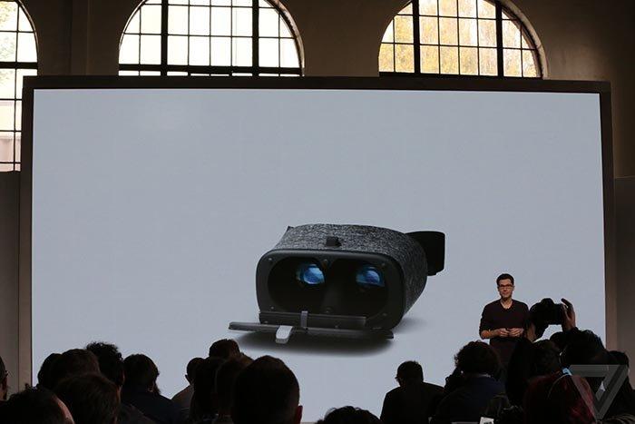 گوگل هدست واقعیت مجازی اختصاصی خود با نام Daydream View را معرفی کرد
