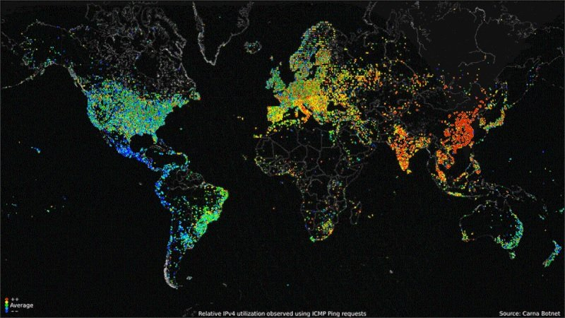 چرا دیروز بخشی بزرگی از امریکا اینترنت نداشت؟