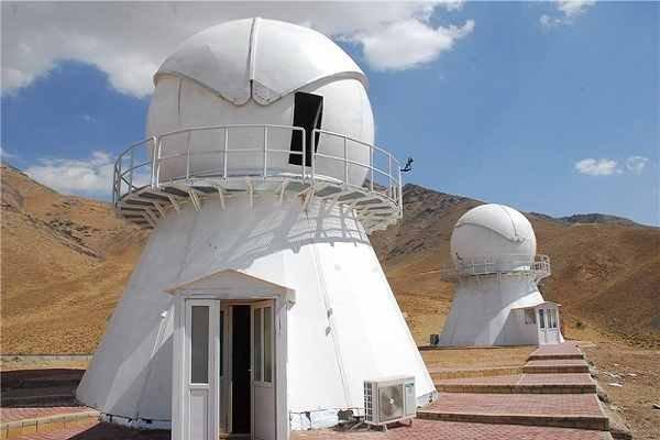 افتتاح تلسکوپ ردیابی اپتیکی ایران تا یک ماه دیگر