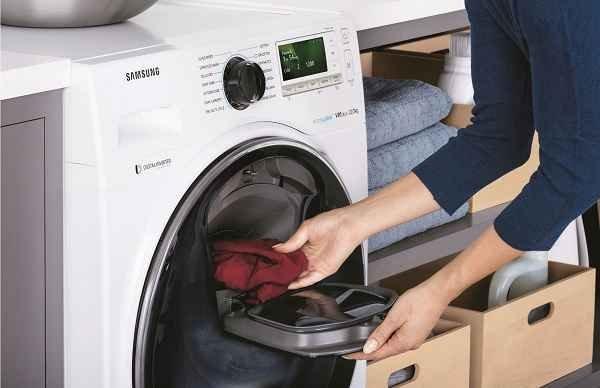 با ماشین لباسشویی ادواش لباسهایتان را متفاوت بشویید