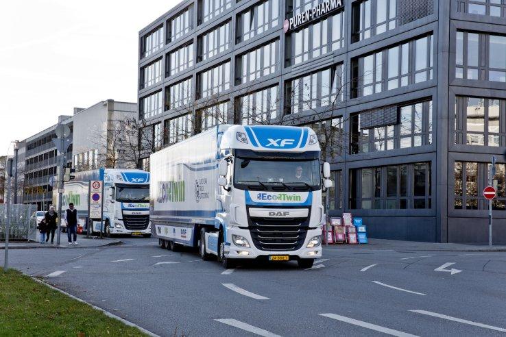 محصولات جدید NXP با تمرکز بر امنیت کامیونهای خودران