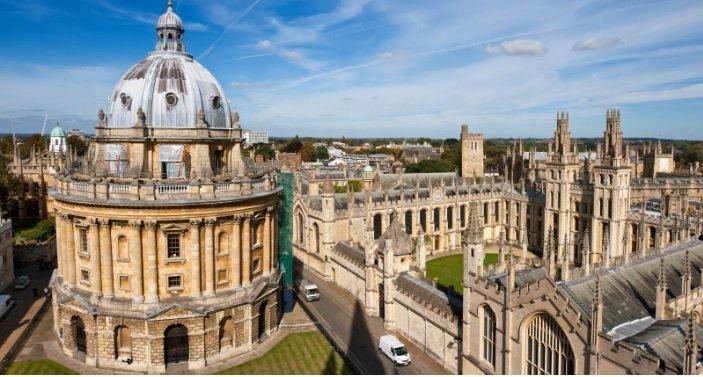 دانشگاه آکسفورد در سال 2017 درسهای رایگان آنلاین ارایه میکند