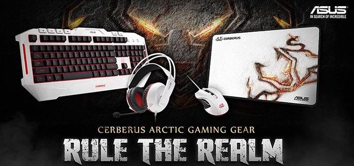 با مجموعه Cerberus Arctic ایسوس به سرزمینهای شمالی سفر کنید