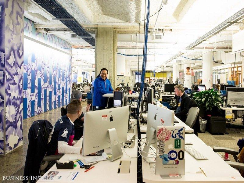 گشتوگذار در ساختمان مرکزی یک شرکت 280 میلیارد دلاری + عکس